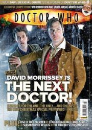 Doctor Who Magazine #403 DWM Dr Panini Comics